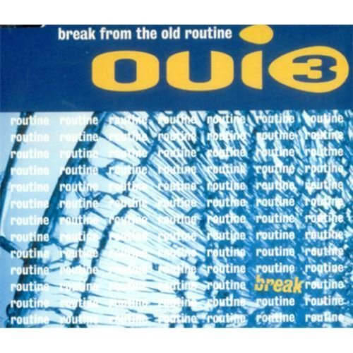 Bild 1: Oui 3, Break from the old routine (1993)