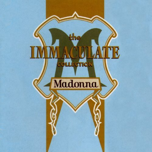 Bild 1: Madonna, Immaculate collection (1983-90)