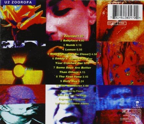 Bild 2: U2, Zooropa (1993)
