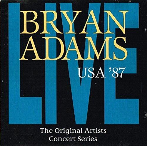 Bild 1: Bryan Adams, USA '87-Live (12 tracks)