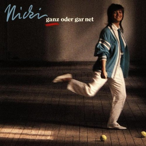 Bild 2: Nicki, Ganz oder gar net (1986)