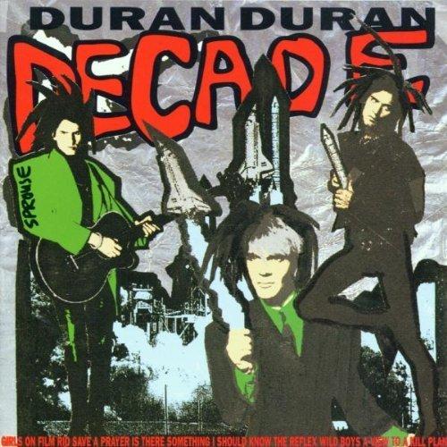 Bild 1: Duran Duran, Decade (compilation, 1989)