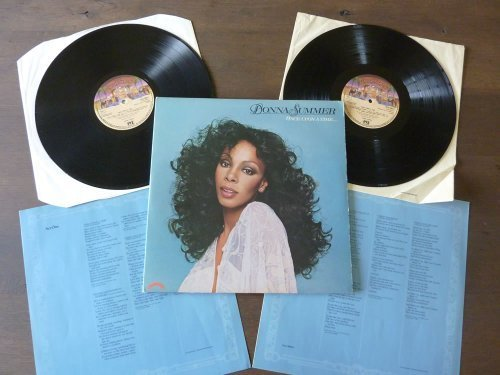Bild 1: Donna Summer, Once upon a time (1977)