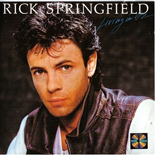 Bild 1: Rick Springfield, Living in Oz (1983)