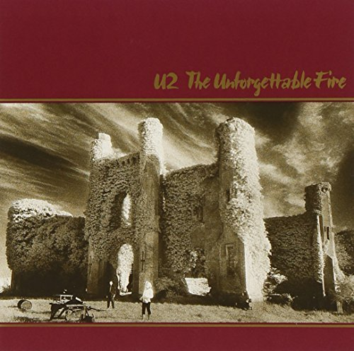 Bild 1: U2, Unforgettable fire (1984)