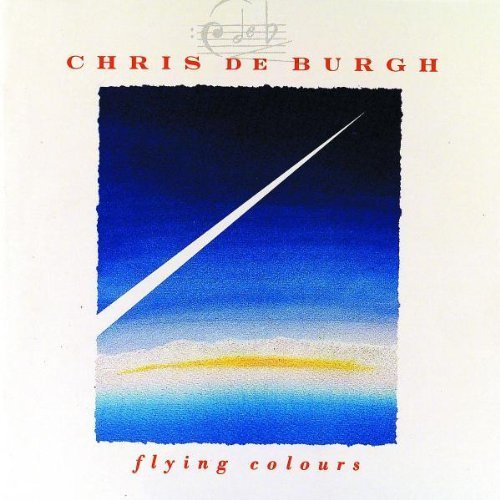 Bild 1: Chris de Burgh, Flying colours (1988)
