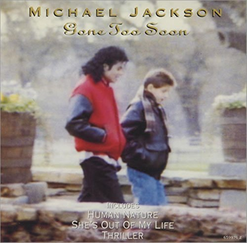 Фото 1: Michael Jackson, Gone too soon (1993)