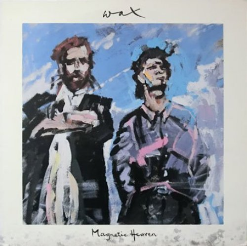 Bild 2: Wax, Magnetic heaven (1986)