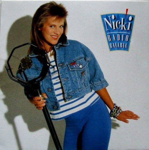 Bild 2: Nicki, Radio Bavaria (1988)