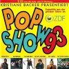 Pop Show 93-Kristiane Backer präs. (ZDF-Show), Take That/Lulu, Haddaway, Dr. Alban, OMD, Fanta 4, Pur, Die Toten Hosen, Bap..