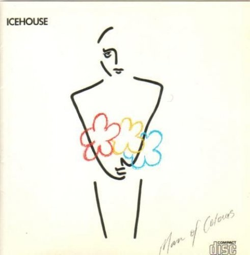 Bild 1: Icehouse, Man of colours (1987, incl. 'Crazy [12''/Midnight Mixes]')