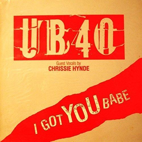Bild 1: UB 40, I got you babe (1985, & Chrissie Hynde)