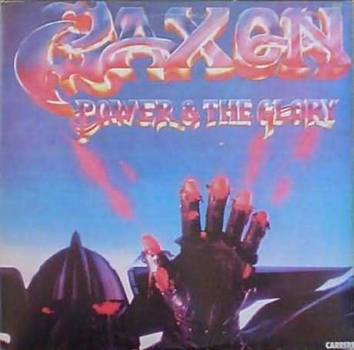Bild 1: Saxon, Power & the glory (1983)
