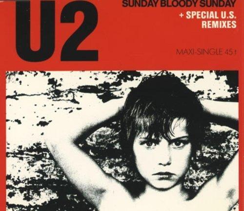 Bild 1: U2, Sunday bloody Sunday (#island664971)
