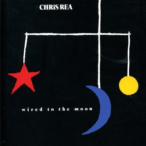 Bild 1: Chris Rea, Wired to the moon (1984)