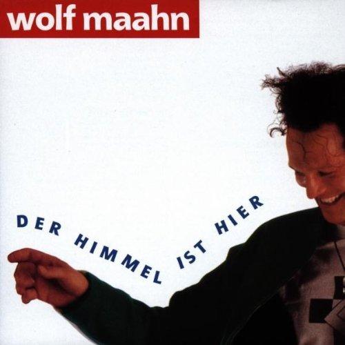 Bild 1: Wolf Maahn, Der Himmel ist hier (1992)