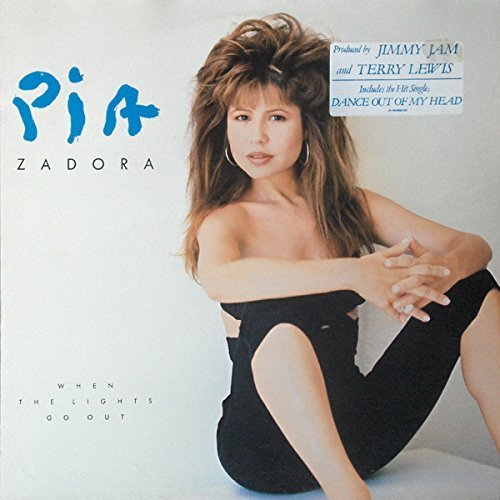 Фото 1: Pia Zadora, When the lights go out (1988)
