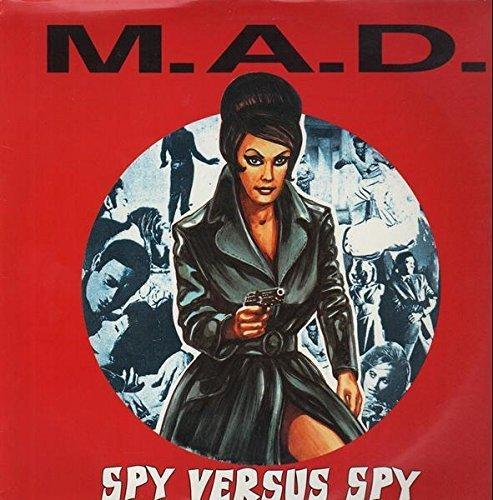 Bild 1: M.A.D., Spy versus spy