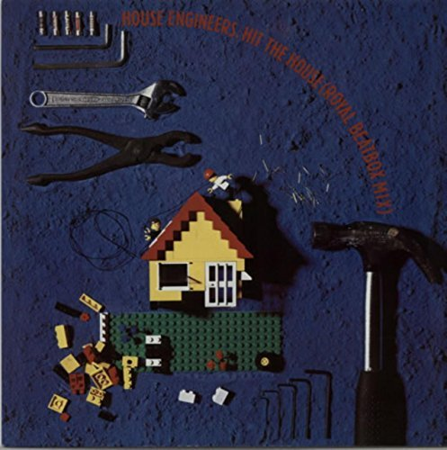 Bild 1: House Engineers, Hit the house (1988)