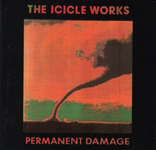 Фото 1: Icicle Works, Permanent damage (1990)