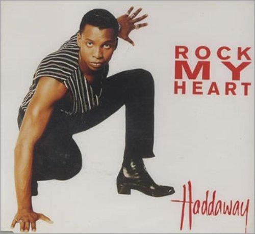 Bild 1: Haddaway, Rock my heart (1994)