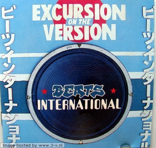 Фото 2: Beats International, Excursion on the version (1991)