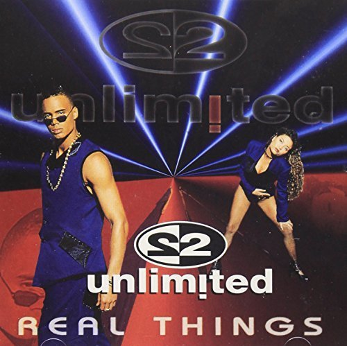 Bild 1: 2 Unlimited, Real things (1994)