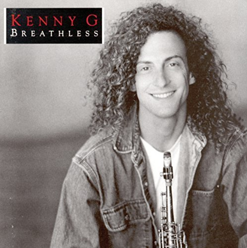 Bild 1: Kenny G, Breathless (1992)