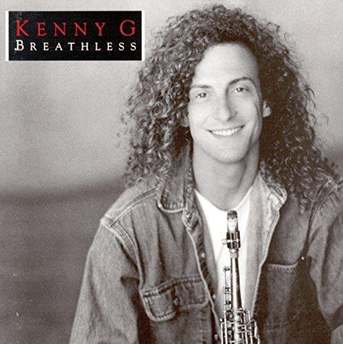 Image 1: Kenny G, Breathless (1992)