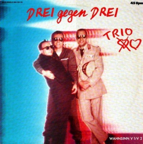 Bild 1: Trio, Drei gegen drei (1985)