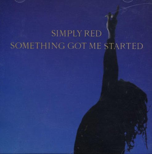 Bild 1: Simply Red, Something got me started (1991)