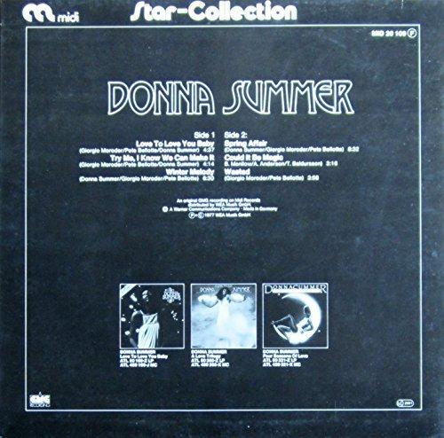 Bild 2: Donna Summer, Star collection (1977)