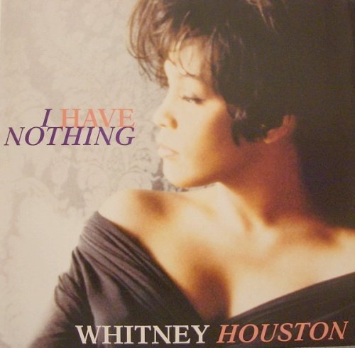Bild 1: Whitney Houston, I have nothing (1993, #146142, UK)