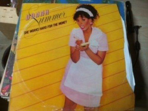 Bild 1: Donna Summer, She works hard for the money (1983)