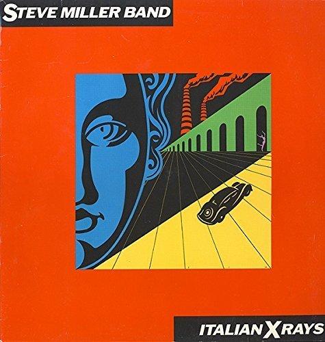 Bild 1: Steve Miller Band, Italian x-rays (1984)