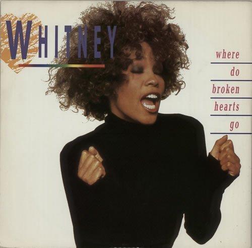 Bild 1: Whitney Houston, Where do broken hearts go (1988)