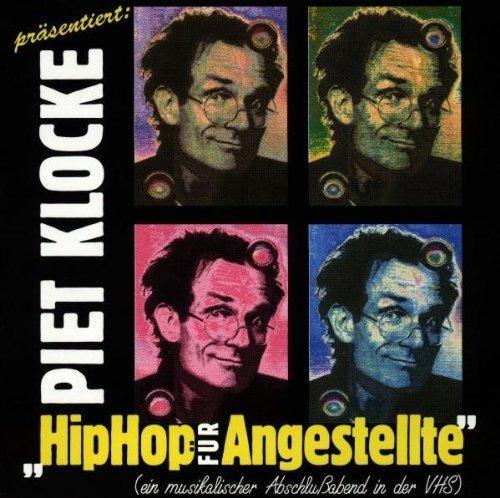 Bild 1: Piet Klocke, HipHop für Angestellte (1995)