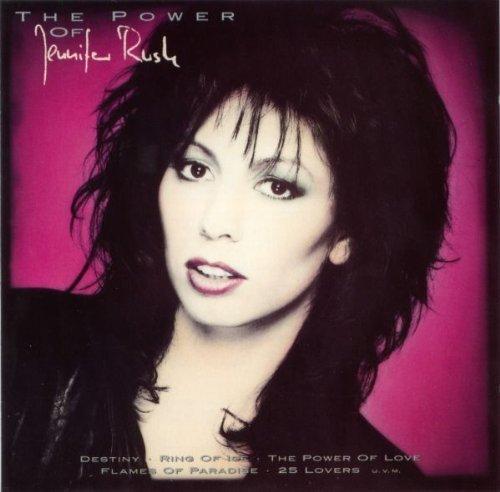 Bild 1: Jennifer Rush, Power of (best of; 1991)
