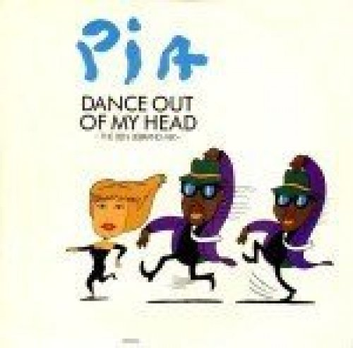Bild 2: Pia Zadora, Dance out of my head (Ben Liebrand, 1988)