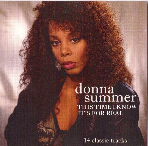 Image 1: Donna Summer, This time I know it's for real (compilation, 14 tracks, 1980-91)