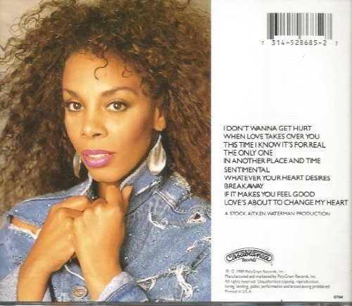 Bild 3: Donna Summer, Another place and time (1989)