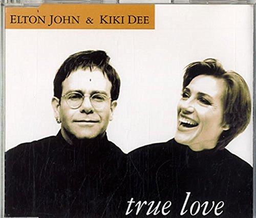 Bild 1: Elton John, True love (1993, & Kiki Dee)