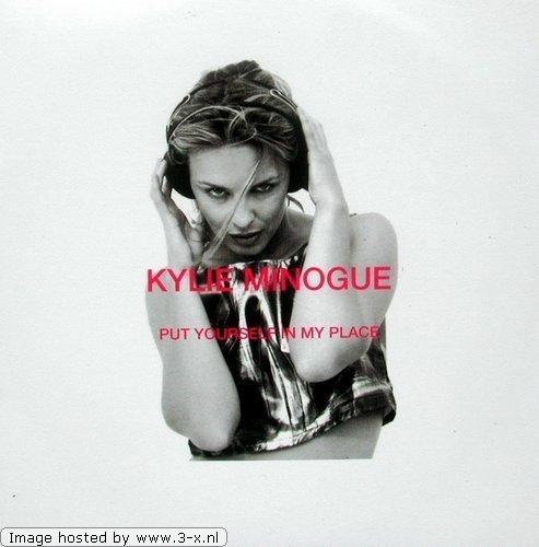 Bild 1: Kylie Minogue, Put yourself in my place (1994)