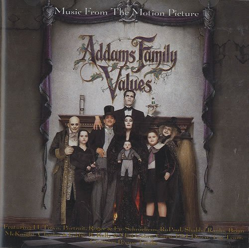 Bild 1: Addams Family Values (1993), H-Town, RuPaul, Shabba Ranks..