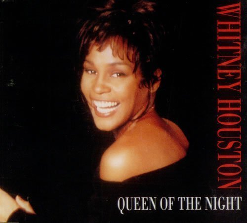 Bild 1: Whitney Houston, Queen of the night (1993; 4 versions)
