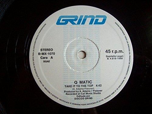 Bild 2: Q-Matic, Take it to the top (4:42min., 1987, #zyx5765)