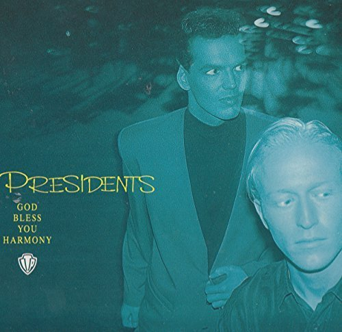 Image 1: It takes Presidents, God bless you harmony (1990)