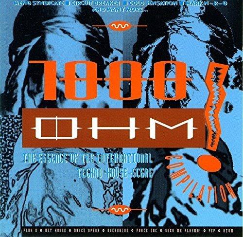 Bild 1: 1000 Ohm Compilation, Cold Sensation, Sven van Hees, Main Source, Futurerythm..