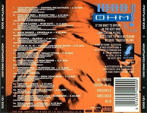 Bild 2: 1000 Ohm Compilation, Cold Sensation, Sven van Hees, Main Source, Futurerythm..