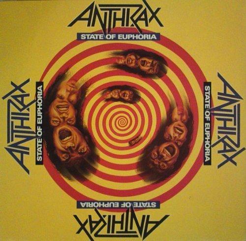 Bild 1: Anthrax, State of Euphoria (1988)